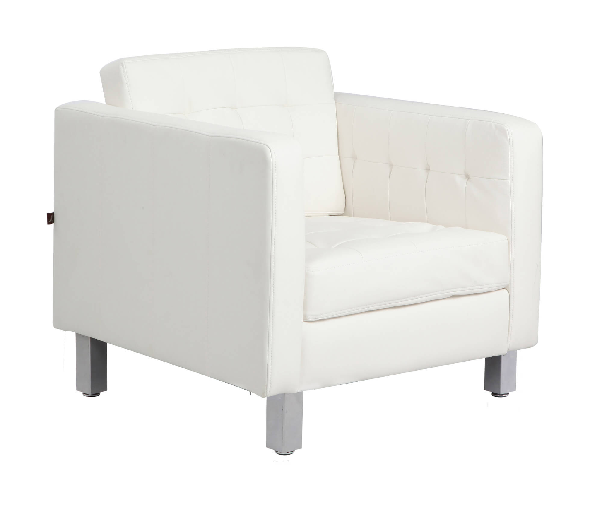 White Modern Chair 37 White Modern Accent Chairs For The Living Room