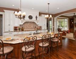 Small Of Large Custom Kitchen Islands