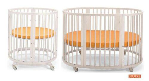 Round Crib Bedding Patterns Sew