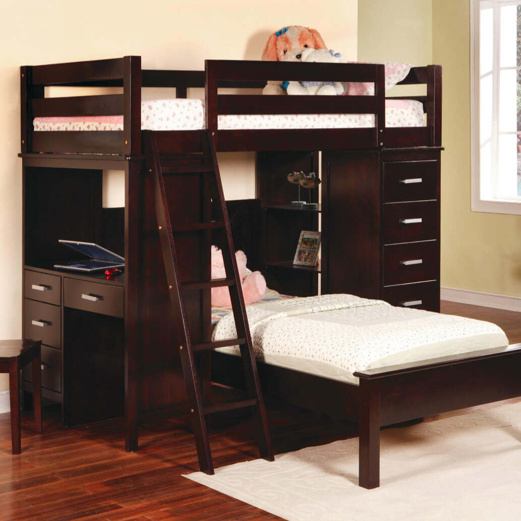 Cheap Kids Beds Online 21 Top Wooden L Shaped Bunk Beds With Space Saving Features