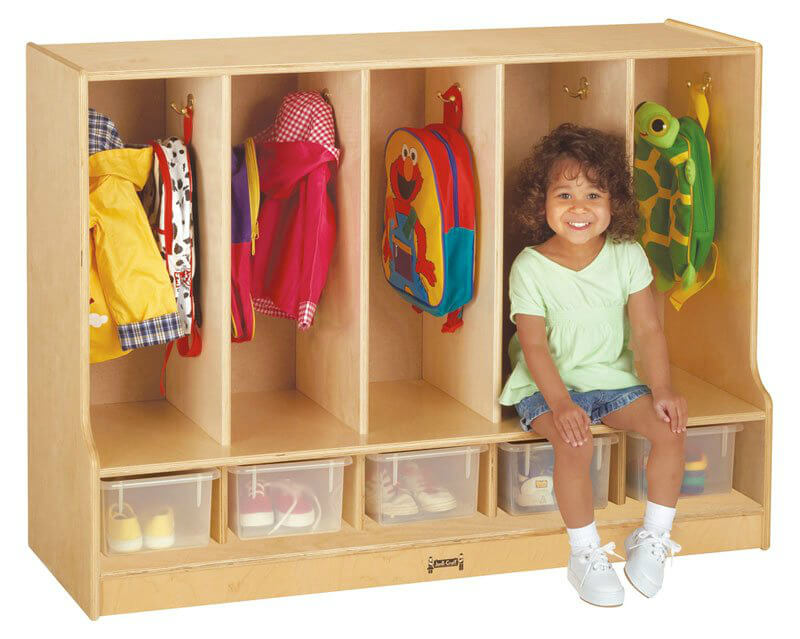 29 Best Mudroom Locker Options By Type For Kids In 2018