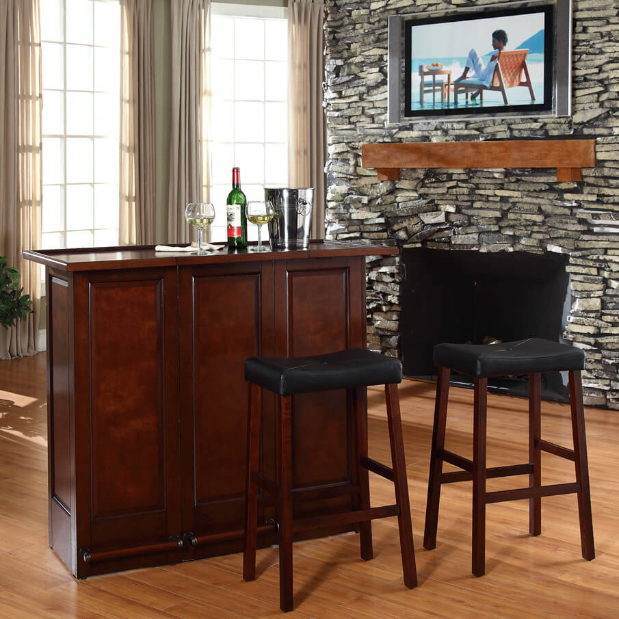 Home Bar Furniture 42 Top Home Bar Cabinets Sets Wine Bars 2019