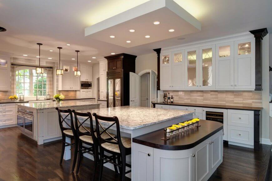 When Do You Need A Building Permit 32 Magnificent Custom Luxury Kitchen Designs By Drury Design