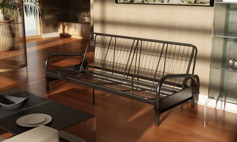 Sofa Frame Amazon 12 Different Types Of Futons (detailed Futon Buying Guide)