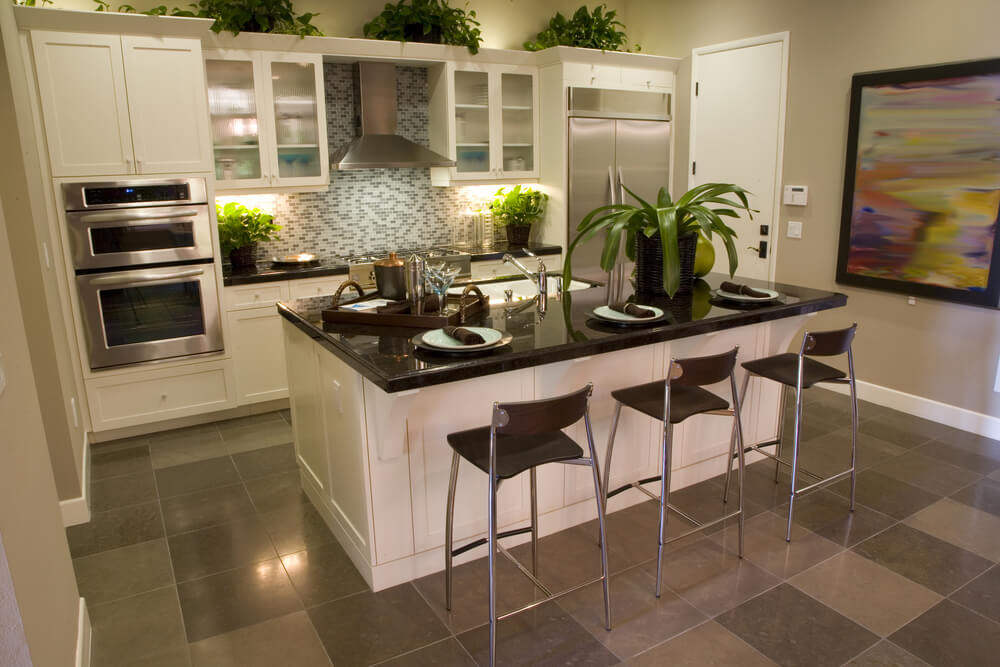 45 Upscale Small Kitchen Islands in Small Kitchens - small kitchen ideas with island