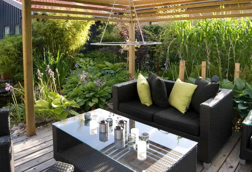 55 Luxurious Covered Patio Ideas Pictures