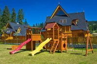 34 Amazing Backyard Playground Ideas and Photos (for the ...