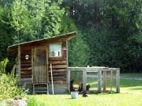 33 Backyard Chicken Coop Ideas - Home Stratosphere