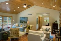 Vaulted Ceiling Coloma Cottage