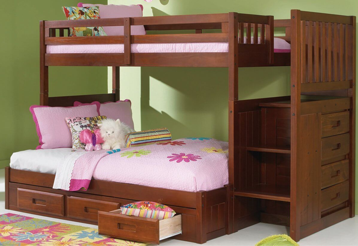 3 Twin Beds In The Space Of 1 Top 10 Types Of Twin Over Full Bunk Beds Buying Guide