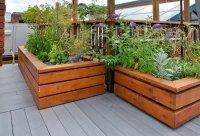 32 Raised Wooden Garden Bed Designs & Examples