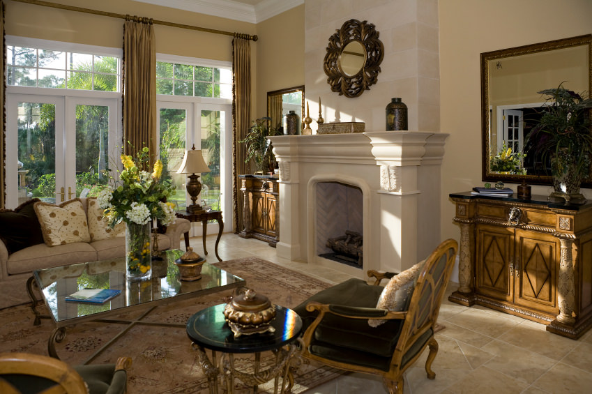 17 Different Types of Living Room Styles (Pictures \ Examples) - types of living room chairs