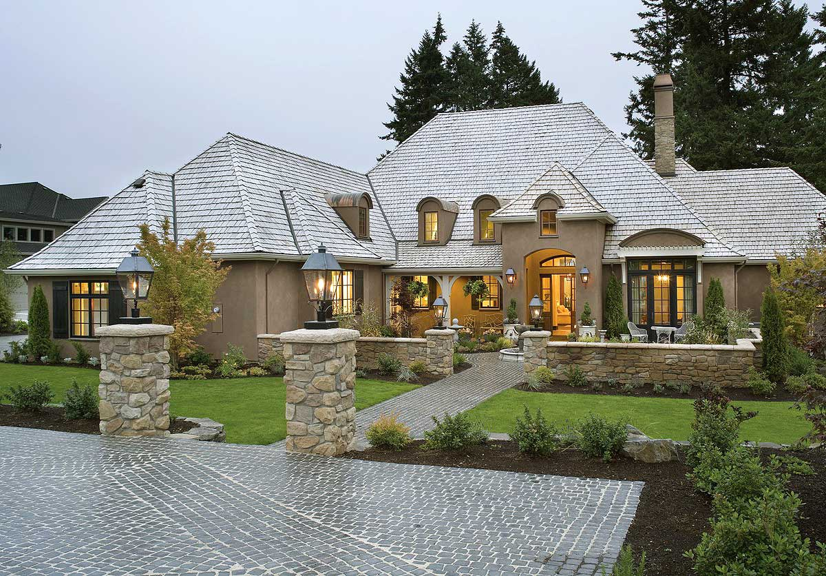 French Country Home 33 Types Of Architectural Styles For The Home Modern