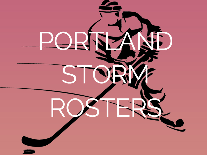 Portland Storm Rosters Catherine Gayle