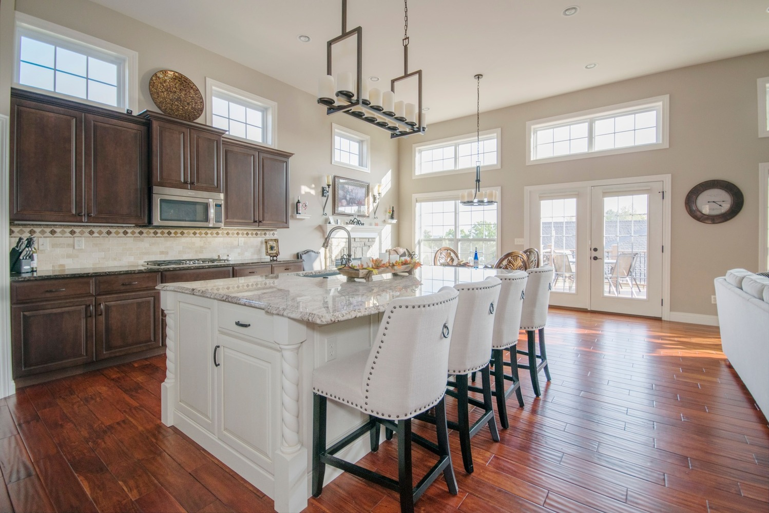 Kitchen Open Door Design Six Ways To Open Up Your Kitchen Procraft Windows