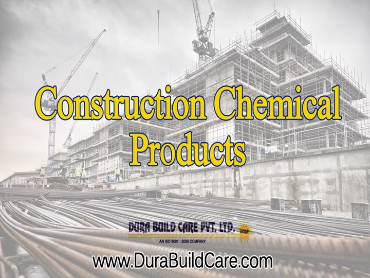 PPT \u2013 Construction Chemical Products Supplier PowerPoint