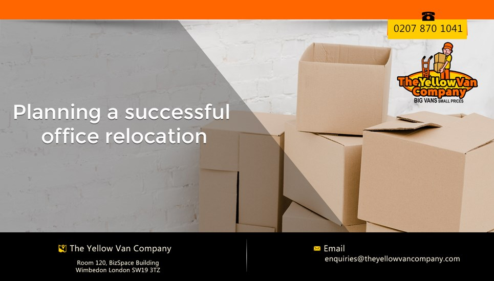 PPT \u2013 Planning a successful office relocation PowerPoint