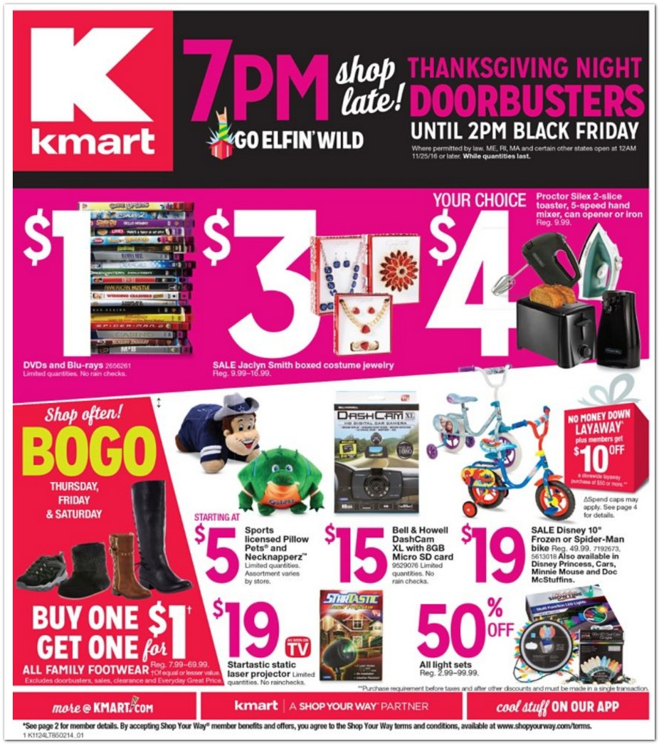 Www Black Friday Kmart 2016 Black Friday Ad Black Friday Archive Black Friday