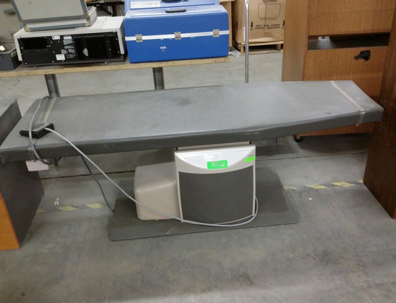 Ibid Lot 8742 Ritter By Midmark 306 Power Medical Exam