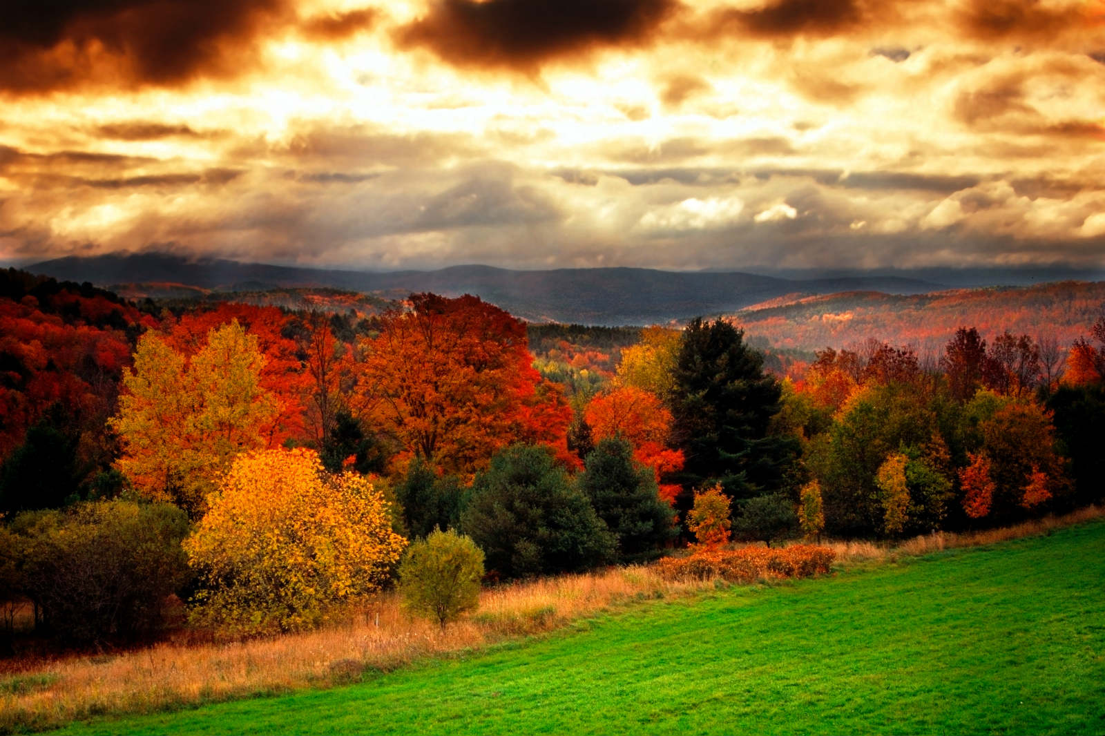 Christian Wallpaper Fall Happy Birthday Vermont Travel Guide