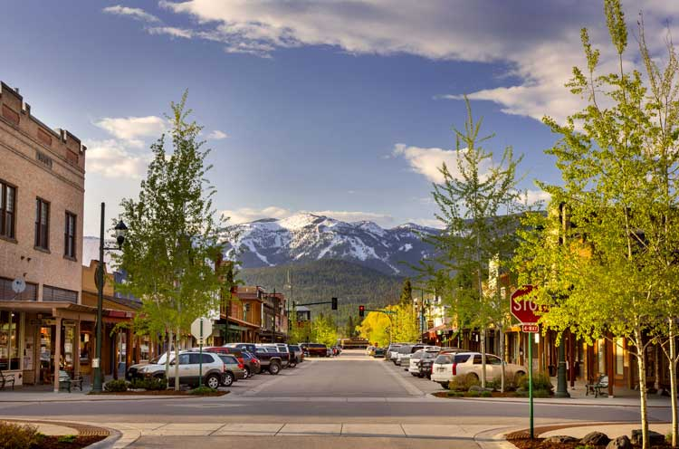 Spring Is The Secret Season In Whitefish Montana