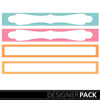 Digital Scrapbooking Kits Custom Etsy Shop Banners-(LeeLou - Etsy Banner Template