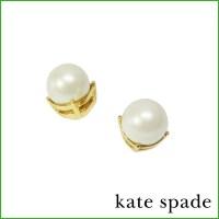 KATE SPADE / gum drop pearl earrings - BUYMA