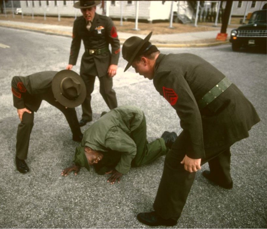 My Career as a Marine Corps Drill Instructor Together We Served Voices