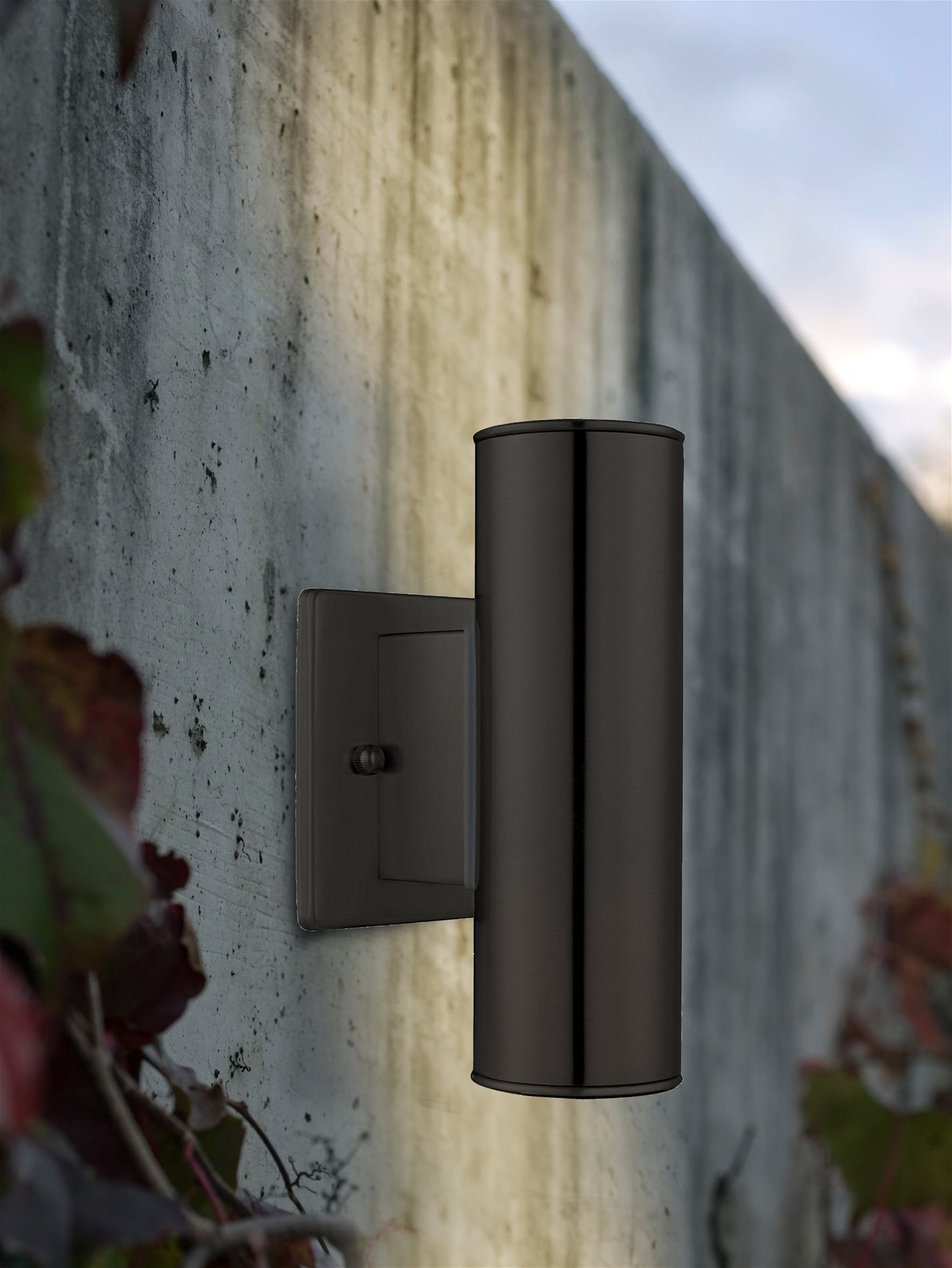 Eglo Riga Led Outdoor Wall Light Eglo Riga Modern Contemporary Outdoor Wall Light Egl 200033a See Details