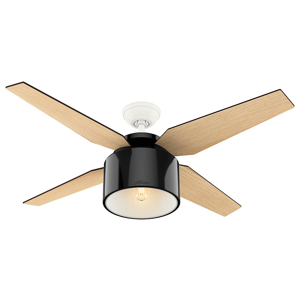 Modern Contemporary Ceiling Fans Hunter Cranbrook Modern Contemporary Ceiling Fan Hun 59257 See Details