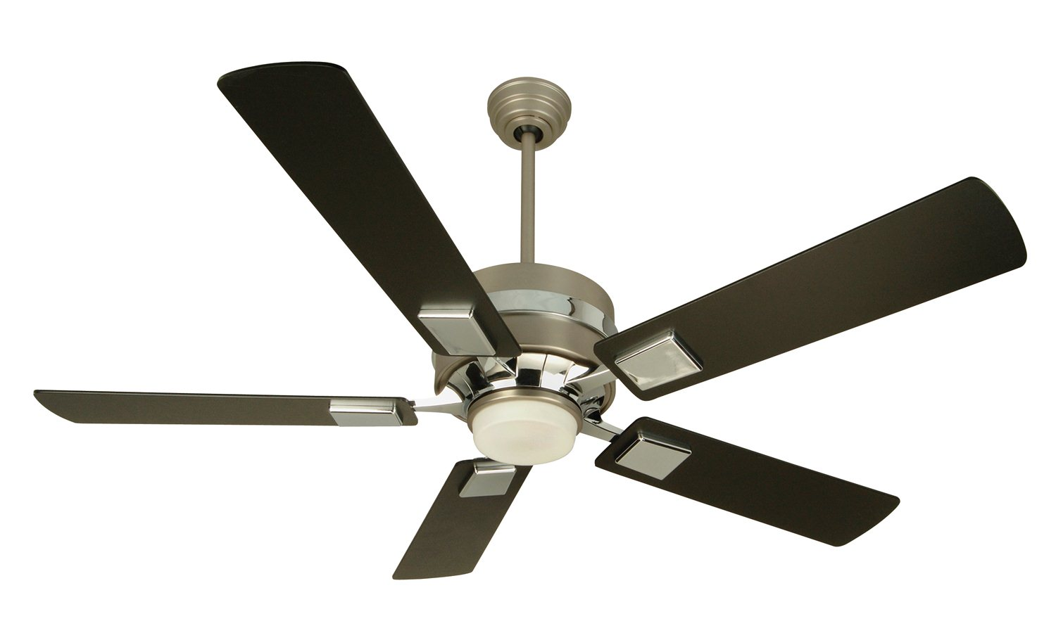 Modern Outdoor Ceiling Fans Craftmade Fa52bn5 5th Avenue 52 Quot Modern Contemporary