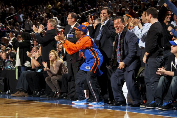 Charitybuzz 2 Center Court Side Seats To A New York