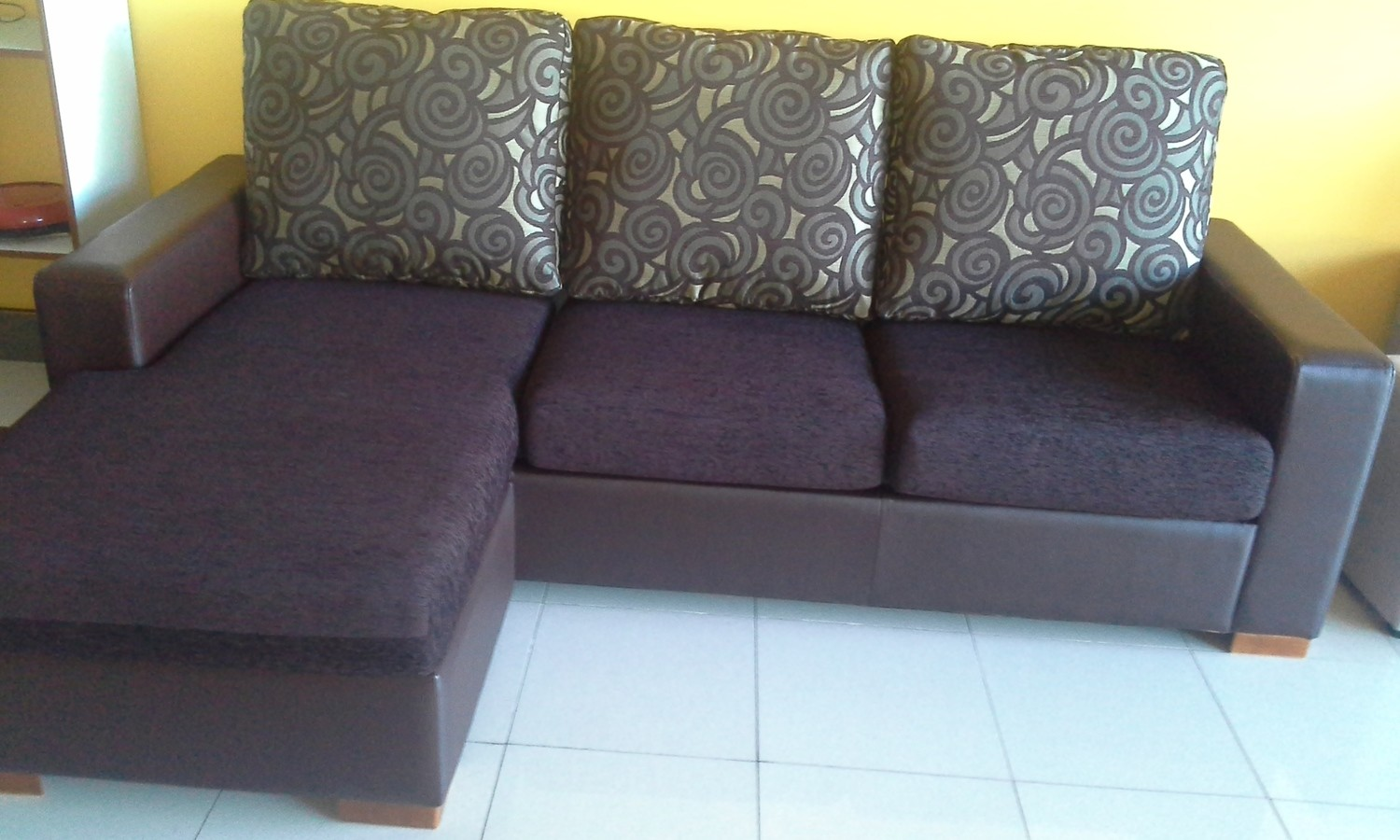 Muebles Sebe Sofa Chaiselongue De 230 Cm