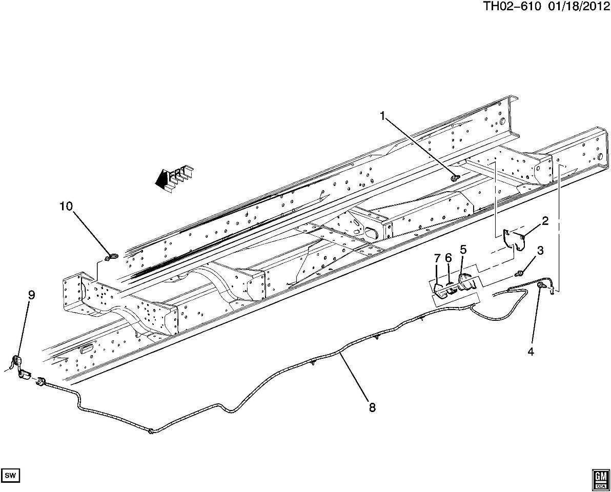 gmc 6500 wiring harness diagram