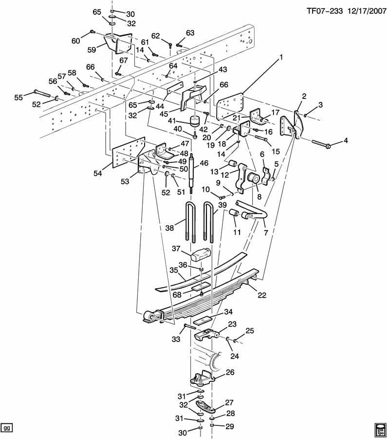 Gmc T7500 Wiring Diagrams - Auto Electrical Wiring Diagram