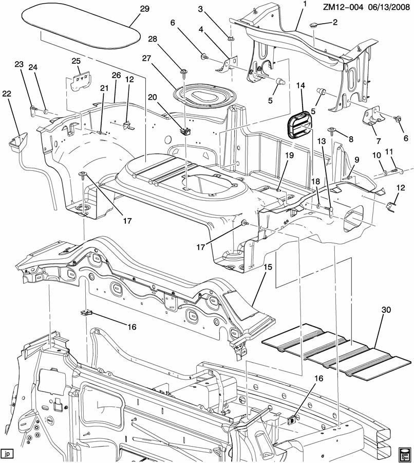 Suspension Diagram 2008 Pontiac - Best Place to Find Wiring and