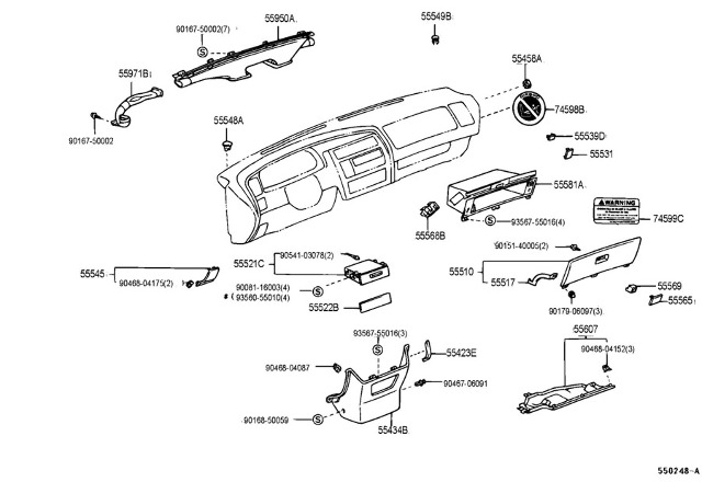 1998 toyota avalon xls stereo wiring diagram