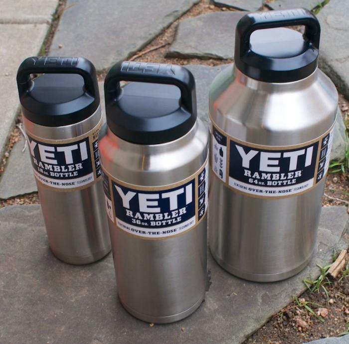 Review YETI Heavy-Duty \u0027Rambler Bottles\u0027 GearJunkie