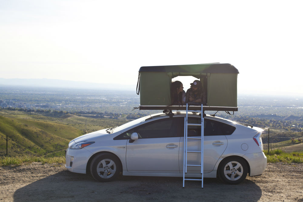 A Pop Top Camper For Your Prius