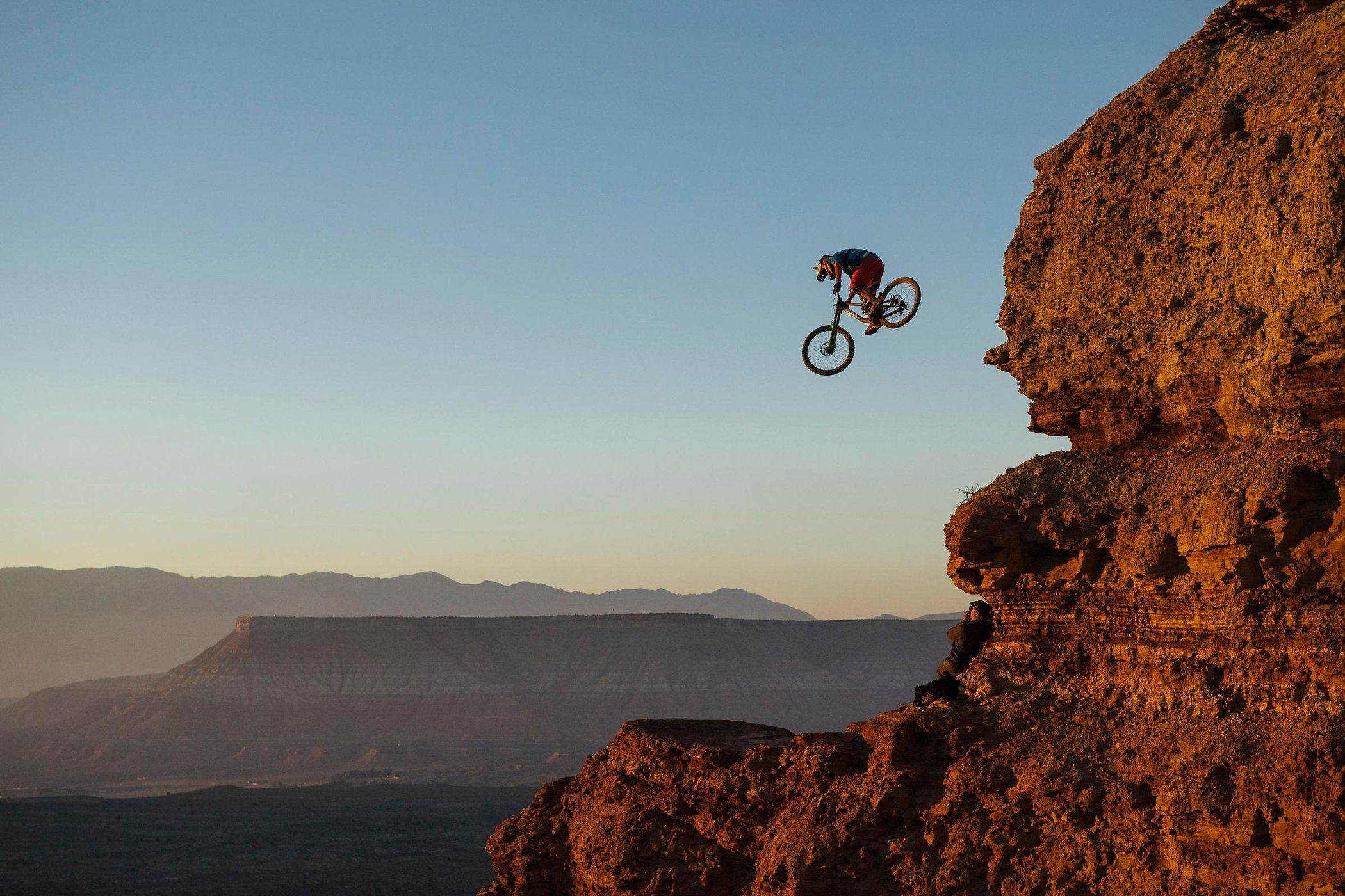 Spring 3d Live Wallpaper How To Watch Red Bull Rampage 2018 Mountain Biking Live