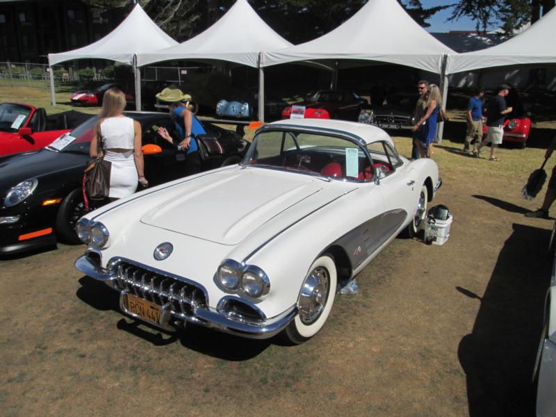 1960 chevrolet corvette Values Hagerty Valuation Tool®