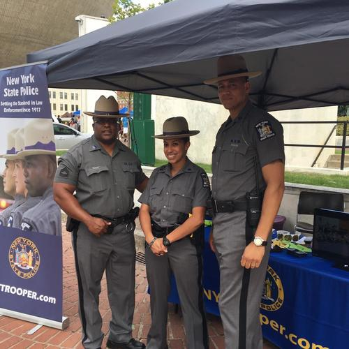 New York State Police Recruitment Starting Salary over $50K