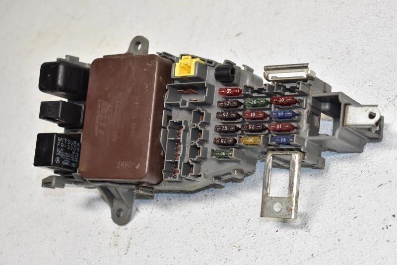 1992 Honda Accord Under Dash Fuse Box - Internal Wiring Diagrams