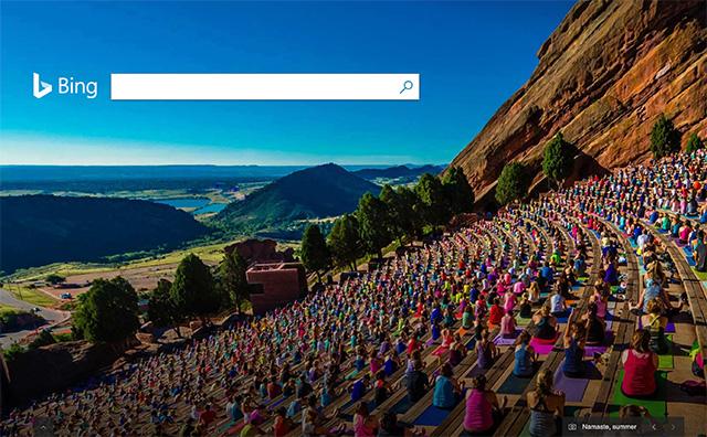 Google Does Summer Solstice Doodle But Bing Does Summer
