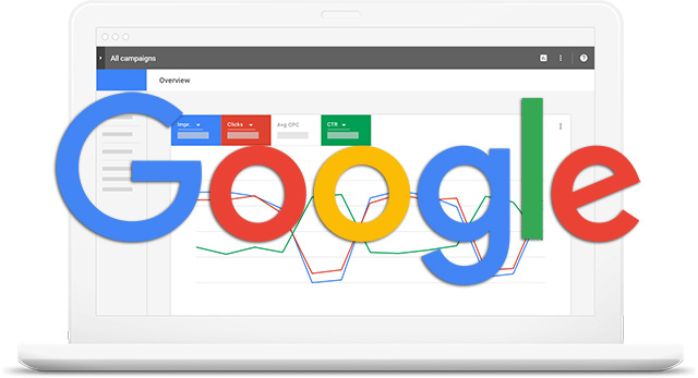 Google AdWords Overview Page Gets New Words  Ad Group Shift Cards