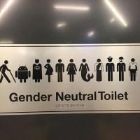 Google's Gender Neutral Bathroom Sign Has Batman, Jedi ...