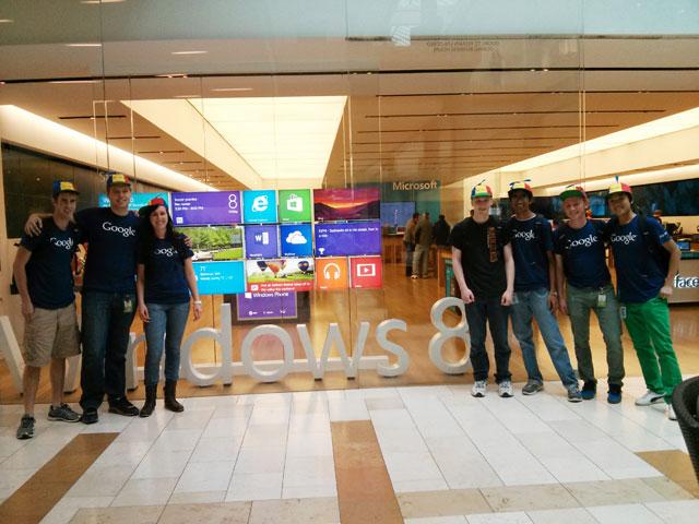 Google Inters At Microsoft Windows Store - interning at microsoft