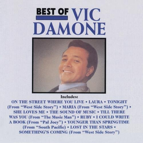 official website of vic damone 1