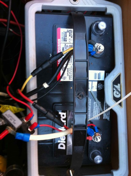 12v 24v Trolling Motor Wiring Diagram How To Wire A Trolling Motor To The Batteries Impremedia Net
