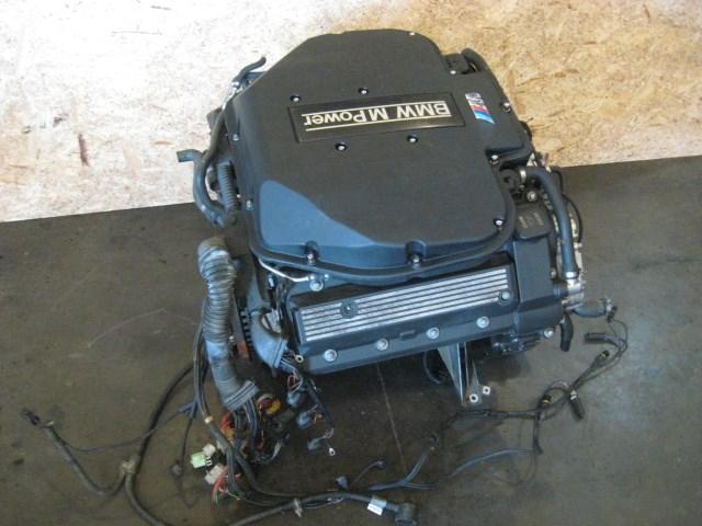 00 BMW M5 E39 50L V8 Engine Assembly R20116 in Avon, MN 56310 PB#18610
